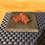 iCas storia - ★8チョコレート レゴの形でかわいい^^