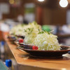 福芳 - 料理写真:出前(でまへ)?の甘藍絲(はぼたんせん)