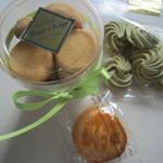 パティスリー ペルス ネージュ - 料理写真:選んだ焼き菓子たち