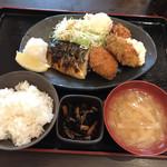 牡蠣と魚 海宝 - 日替りランチ 980円