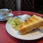 ギオン - トーストモーニング