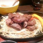 A.garden - 牛ステーキ