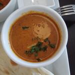 インド料理 シナモン - チキンカレー