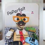 マコハハ トミティ デザインケーキ - もうすぐ父の日で「パパパフェ」