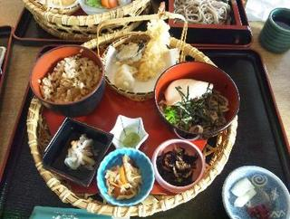 かづら野 清修庵 - 豆腐御膳