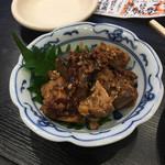 UO魚 KOBE海鮮酒場 - かつおの土佐煮