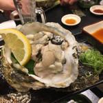 UO魚 KOBE海鮮酒場 - 熊本産 岩牡蠣