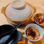 どさんこ食堂 カムイ - 「湯豆腐(350円)」