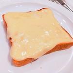 109251167 - チーズトースト