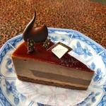 洋菓子セディー - 料理写真:キャラメルショコラ