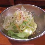警固ヤキトン - サラダ