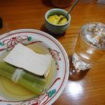 大関 - 焼豆腐、ふき、日本酒の大関