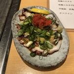 福太郎 - 生タコポン酢