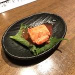 肝どん - 豆腐用