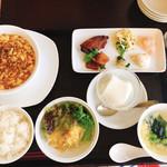 避風塘ふじた - 料理写真:麻婆豆腐