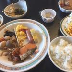 利尻富士観光ホテル - 料理写真: