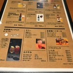 Melldies 手稲バル - メニュー1