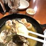 Melldies 手稲バル - 牡蠣