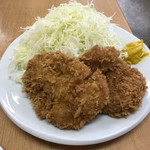 109263120 - 「ひれかつ定食」950円