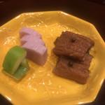 味享 - 浜松の鰻の山椒煮