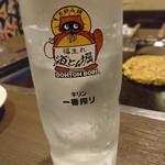 道とん掘 - グラス違い!