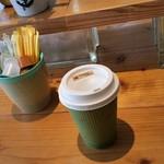 ハニー珈琲 - 本日のコーヒー。