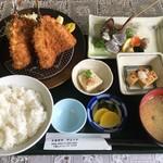Izunosuke - あじ・アジ定食