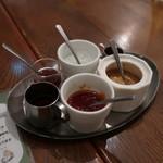 オイスターバー COVO - 生牡蠣ソース