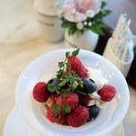 カフェ ウィーン - フランボアーズのロカボパルフェ