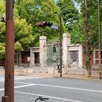 吉田とん汁店 - その他写真:【2019年05月】お店は東大の前です。