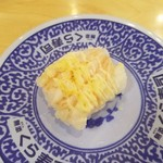 無添くら寿司 - 海老チーズ
