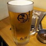 大阪焼肉・ホルモン ふたご - 男前生 950円