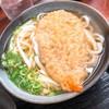 立喰いうどん 河内うどん - 料理写真:天ぷらうどん