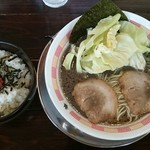 めん屋亀久 - 料理写真: