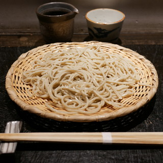 手打ち蕎麦 成冨 - 料理写真: