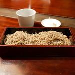 蕎麦懐石 無庵 - 料理写真: