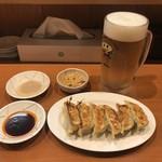宇都宮餃子館 - 料理写真: