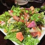 109281955 - 海鮮サラダ