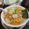 末廣ラーメン本舗  - 料理写真:煮干し中華
