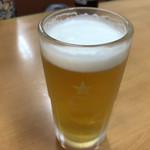 回転すし バリュー - 2019年6月7日  麦とホップの生ビール