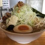 北海道らーめん小林屋 - 料理写真:札幌らーめん野菜大盛り