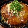 おこのみ焼きばあ~ LUCKY - 料理写真:広島風お好み焼き「ぶた焼き」