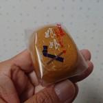 山中座 - 娘娘(にゃあにゃあ)饅頭