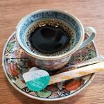 ぶどう畑のさんぽ道 - コーヒー