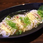 かとう - 魚ソーメン