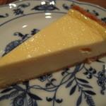 10929288 - 自家製チーズケーキ