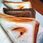 蓮花カフェ - キムチーズサンド(3つ)