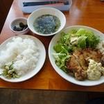 Cafe&Lunch TeraTake - 料理写真: