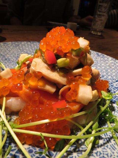 なっぱjuicy 川崎 - 鮮魚のカルパッチョ