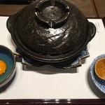 109292431 - トマトすきやき鍋